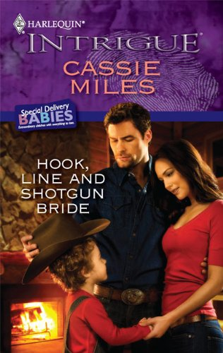 Image for Hook, Line and Shotgun Bride (Harlequin Intrigue Series)