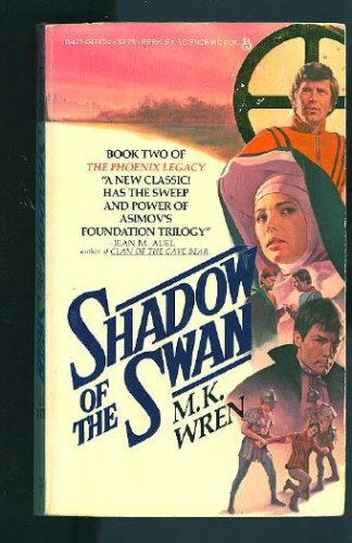 Image for Shadow Of The Swan