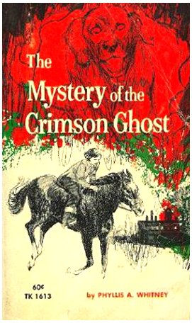 Image for The Mystery of the Crimson Ghost