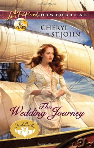 Image for The Wedding Journey (Love Inspired Historical)
