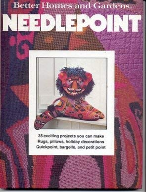 Image for Needlepoint (Better Homes and Gardens books) (Better homes and gardens books)