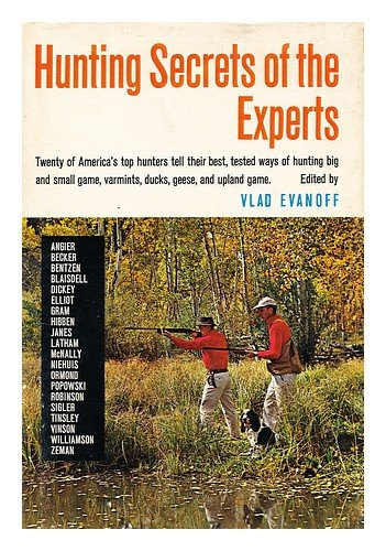 Image for Hunting Secrets of the Experts. Drawings by the Editor [Hardcover]