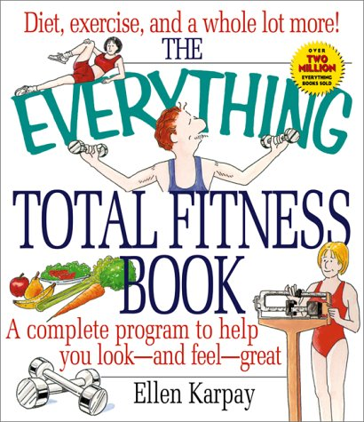Image for The Everything Total Fitness Book (Everything)