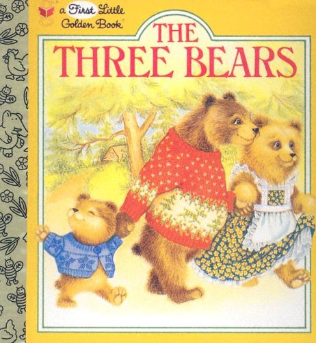 Image for The Three Bears (Little Golden Book)